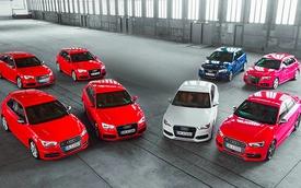 Audi vươn lên trở thành thương hiệu xe doanh số cao thứ 4 tại Anh